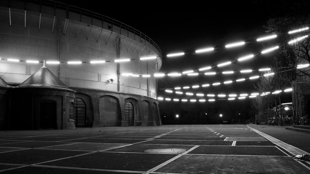 Westergasfabriek - Study I